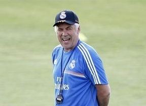 Ancelotti defiende a Bale: 'Sufr� tres protusiones discales y nunca fueron un problema'