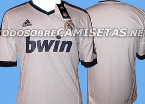 Ya se conoce, por una filtración, la camiseta del Real Madrid de 2013