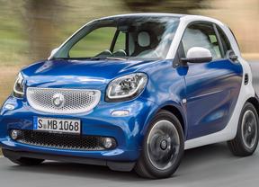 Smart iniciará el 20 de noviembre la venta de los nuevos fortwo y forfour en España