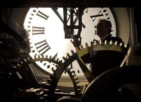 Nochevieja 2012: el reloj de la Puerta del Sol, listo para darnos las uvas