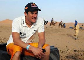 Rally Dakar: el tricampeón Marc Coma, ausente en 2013 por una antigua lesión de hombro