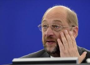 El presidente del Parlamento Europeo sí prevé que Grecia necesite el tercer rescate del que sólo Guindos hablaba