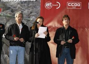 Para Pilar Manjón 'todo tiene cabida en un día', manifestación y recuerdo para el 11-M