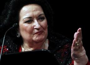 Monserrat Caballé reconquista el Liceo para celebrar sus 50 años en los escenarios