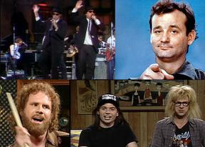 La mayor factoría de cómicos del mundo cumple 40 años: Los mejores momentos del 'SNL'