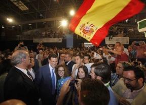 Un cierre de campaña frenético para los grandes partidos, con doblete de Valenciano para buscar hasta el último voto