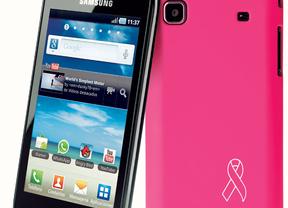 Samsung Galaxy se suma a la lucha contra el cáncer de mama