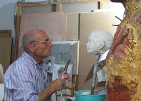 Navarra concede al pintor Antonio López el Premio Príncipe de Viana de la Cultura 2012