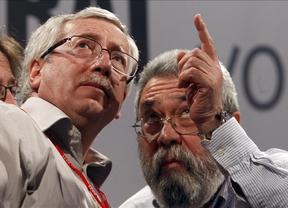 Los sindicatos ofrecen un gran pacto político-social por el empleo con motivo del 'Día del Trabajo'