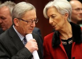 El FMI nos coloca al borde del rescate y el Eurogrupo lo descarta ¿a quién creer?