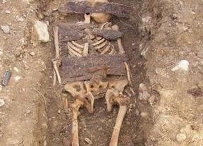 Uno de los presos exhumados