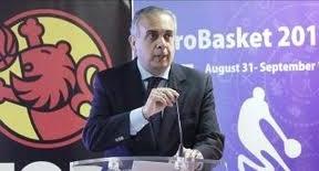 Eurobasket 2013. Sáez, valiente: