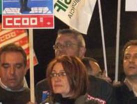 Cerca de cuarenta mil personas se manifiestan por sexta vez en Murcia contra