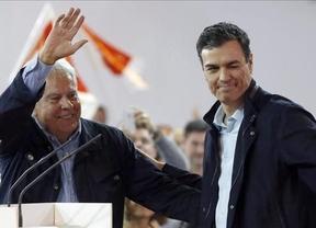 Pedro Sánchez encauza su candidatura tras el apoyo de González, la 'retirada' de Susana Díaz y los resultados de las encuestas