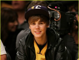 Justin Bieber ama a los Lakers