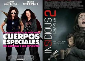 Los estrenos de la semana llegan cargados de terror, drama y humor