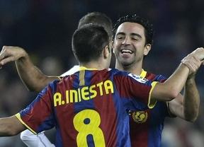 Días de mucho, vísperas de (casi) nada: sólo Iniesta y Xavi son candidatos al Balón de Oro