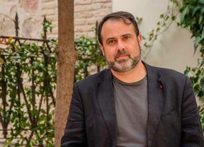 Javier Mateo, candidato de Ganemos Toledo a la Alcaldía