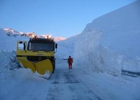 El domingo empiezan las grandes nevadas que podrían llegar a Cuenca y Albacete