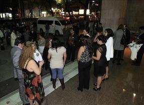 Un terremoto de 6,5 'sacude' México y deja tres muertos