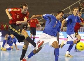 Fútbol-sala. Italia, penúltimo escollo para La Roja más laureada en la semifinal del Europeo