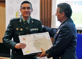 Un guardia civil de Valdepeñas, premio nacional de prevención de riesgos laborales