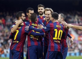 Vencer sin convencer: el Barça le da una 'manita' a un Córdoba entregado pero sin llegar a jugar bien (5-0)