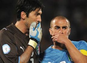 Las sospechas sobre el amaño de partidos en Italia salpican ya a jugadores míticos como Buffon y Cannavaro