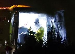 Asciende a 17 el número de personas ingresadas en el Carlos III por haber estado en contacto con el virus del ébola