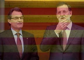 Mas ya tiene quien le escriba: Rajoy le va decir que el referéndum es ilegal