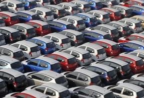 La producción de vehículos crece un 9% en el mes Febrero
