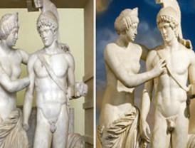 Berlusconi devuelve el pene a Marte y las manos a Venus