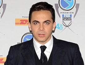 Cristian Castro insiste en que sí visitó a Cerati