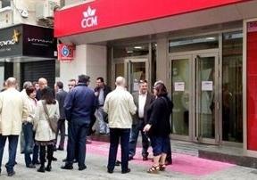 Huelga en CCM-Liberbank: Más del 90% de la plantilla la secunda, según CCOO