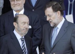 El debate entre Rubalcaba y Rajoy se celebrará al final en el IFEMA