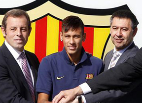Caso Neymar: Ruz da al ex presidente del Barça una 'tregua' por el Mundial de Brasil