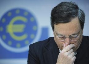 El BCE baja 6 décimas el pronóstico de crecimiento para la eurozona