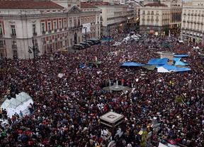 El 15-M sigue su campaña (no) electoral: convoca una nueva marcha este domingo en Madrid