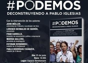 El libro que intenta arruinar la imagen de Pablo Iglesias y 'Podemos' incendia las redes sociales