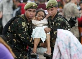 Aún quedan 7 españoles desaparecidos en Filipinas tras el tifón