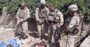 Las tropas de EEUU vuelven a ensuciar su imagen, ahora: soldados orinando cadáveres