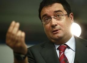 Oscar López acusa a Rajoy de 'dinamitar' las pensiones