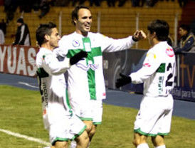 Oriente gana en Potosí