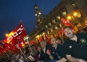 CCOO confirma que se suma a la huelga general contra Rajoy el 14 de noviembre