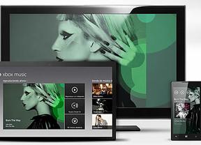 Xbox Music llega a los navegadores