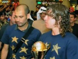 Puyol apoya la continuidad de Guardiola en el FC Barcelona