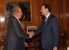 El Congreso da luz verde al aforamiento de Don Juan Carlos con la abstención de PSOE, CiU y CC