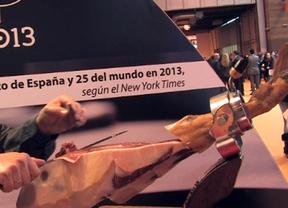 Las 'Rutas del jamón ibérico' listas para ponerse en marcha