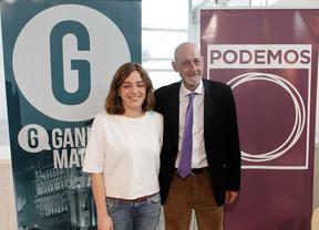 La confluencia de Podemos, Ganemos e IU en Madrid tendrá forma de un partido nuevo