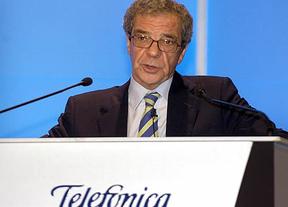 Telefónica ganó 4.593 millones en 2013, un 16% más que el año anterior